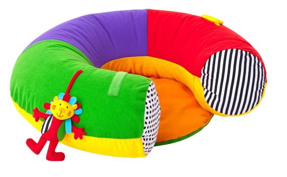 Red Kite Sit Me Up Baby Activity Inflatable Ring Seat