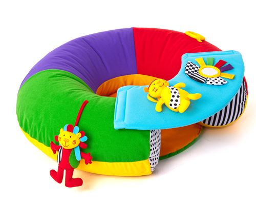 Red Kite Sit Me Up Baby Activity Inflatable Ring Seat Ebay